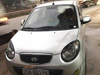 Bán Kia Morning sản xuất năm 2011, màu bạc còn mới, 158tr