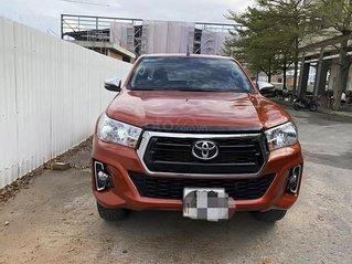 Bán Toyota Hilux năm sản xuất 2018, xe nhập còn mới