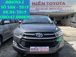 Toyota Innova E số sàn ĐK 04/2019, đủ phụ kiện