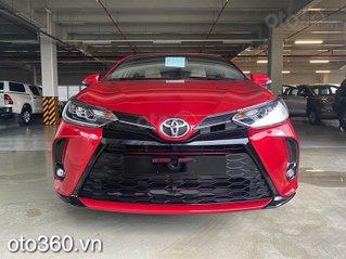 Toyota Vinh - Nghệ An bán xe Yaris G giá rẻ nhất nghệ An trả góp 80% lãi suất thấp