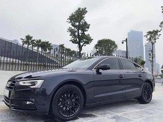 Bán Audi A5 đời 2014, màu đen, xe nhập còn mới