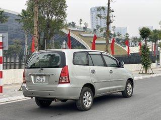 Bán nhanh Toyota Innova G 2007, không 1 ngày dịch vụ