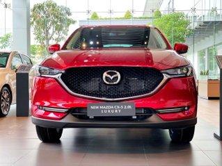 [Mazda Bình Tân - HCM] new Mazda CX-5 đủ màu giao xe ngay chỉ 232tr ưu đãi lên đến 140tr - hỗ trợ trả góp đến 80%
