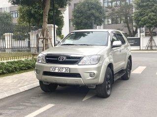 Toyota Fortuner 2007, nhập khẩu 2 cầu, số tự động