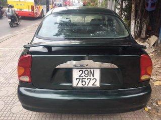 Bán ô tô Daewoo Lanos đời 2002, màu xanh