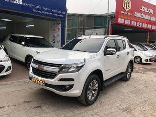 Cần bán Chevrolet Trailblazer sản xuất 2018, màu trắng