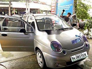 Xe Daewoo Matiz năm sản xuất 2003, màu bạc, xe nhập