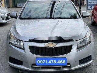 Bán ô tô Chevrolet Cruze đời 2011, màu bạc, nhập khẩu