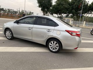 Cần bán gấp Toyota Vios sản xuất 2015, màu bạc, giá chỉ 346 triệu