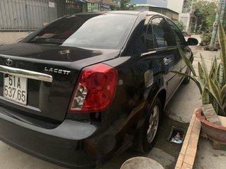 Cần bán gấp Daewoo Lacetti sản xuất năm 2010, màu đen