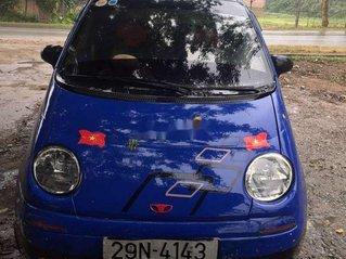 Bán xe Daewoo Matiz sản xuất năm 2001, màu xanh lam, 35 triệu