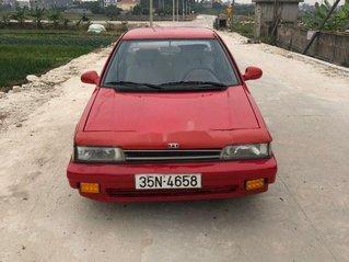 Bán xe Honda Civic 1988, màu đỏ, nhập khẩu, giá tốt