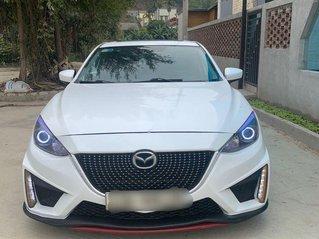Xe Mazda 3 năm sản xuất 2015, màu trắng chính chủ, 485 triệu