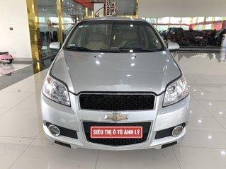 Cần bán xe Chevrolet Aveo 2014, màu bạc chính chủ, giá 235tr