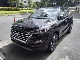 Cần bán Hyundai Tucson 1.6 AT Turbo sản xuất năm 2020, màu đen, giá tốt
