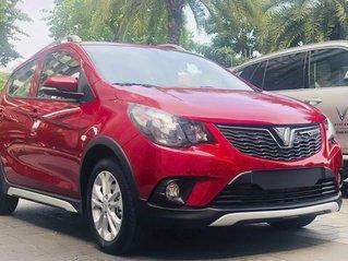 Bán ô tô VinFast Fadil năm 2021, màu đỏ, giá chỉ 382 triệu