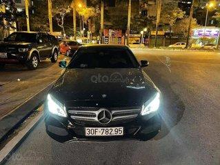 Cần bán Mercedes-Benz C200 sx 2016, đen nội thất kem, đi 24000km, hỗ trợ trả góp 70%, giá 1 tỷ 088