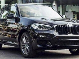 Cần bán xe BMW X3 xDrive30i M Sport sản xuất 2020, màu đen, nhập khẩu nguyên chiếc