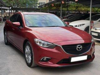 Bán Mazda 6 đời 2015 còn rất mới, màu đỏ cực sang chảnh
