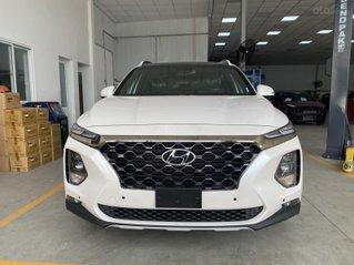 Bán nhanh chiếc Hyundai Santa Fe 2020 dầu cao cấp