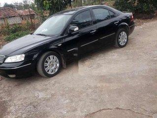 Cần bán xe Ford Mondeo đời 2004, màu đen, xe nhập