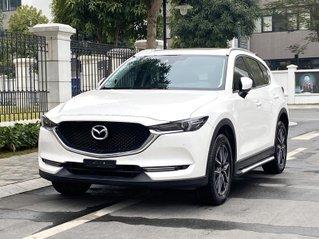 Mazda CX5 2.5 2019, màu trắng, chạy 19000km