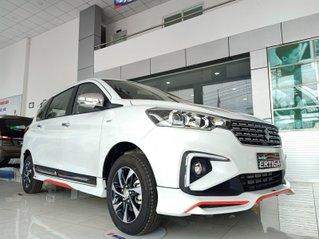 Suzuki Ertiga 2021 khuyến mãi cực khủng khai xuân 2021