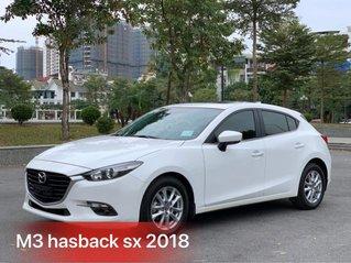 Bán Mazda 3 HB màu trắng sx 2018
