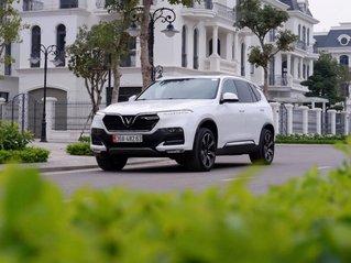 Vinfast Lux SA 2.0 - top 7 những xe bán chạy nhất Việt Nam 2020 - mua xe chơi tết - hỗ trợ 100% thuế trước bạ