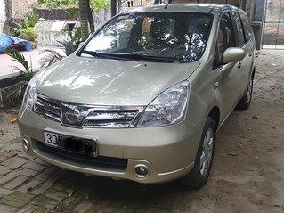Bán xe Nissan Grand livina sản xuất năm 2011 còn mới