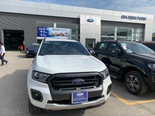 Ford Ranger Wildtrak mới 2021, đầy đủ các màu tại TP. HCM, khuyến mãi tiền mặt + phụ kiện lên đến 50tr