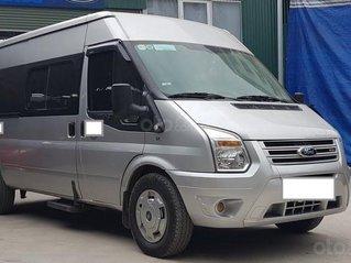 Kẹt tiền cần bán gấp Ford Transit 2015, 16 chỗ