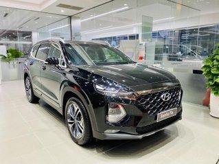 Hyundai Santa Fe cao cấp, giảm tiền mặt 63 triệu, tặng phụ kiện chính hãng, hỗ trợ góp 85% giá trị xe, duyệt hồ sơ nhanh