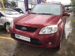 Bán ô tô Ford Escape sản xuất 2011, màu đỏ xe gia đình giá chỉ 415 triệu đồng