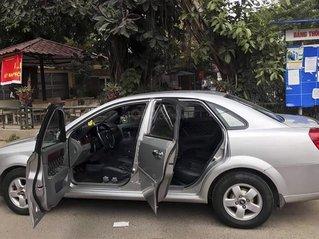 Cần bán gấp Chevrolet Lacetti đời 2007, màu bạc, xe nhập