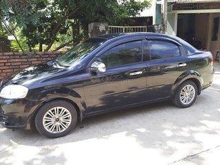Bán Daewoo Gentra năm 2010, màu đen, nhập khẩu nguyên chiếc còn mới, 160 triệu