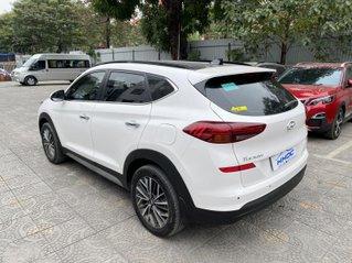 Bán Hyundai Tucson đời 2019, màu trắng, giá thấp