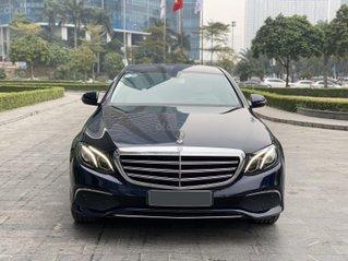 Bán Mercedes E200 sx 2016, đăng ký 2017, xanh Canvansite nội thất kem siêu hiếm, xe được giữ gìn cẩn thận, bảo dưỡng định kỳ