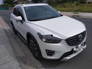Cần bán lại xe Mazda CX 5 năm 2017, màu trắng, xe nhập