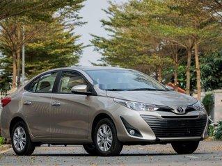 Cần bán Toyota Vios năm 2020, số sàn, giá tốt