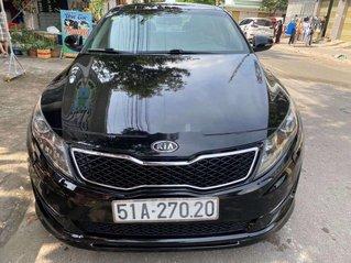 Bán ô tô Kia Optima sản xuất năm 2011, màu đen, nhập khẩu nguyên chiếc