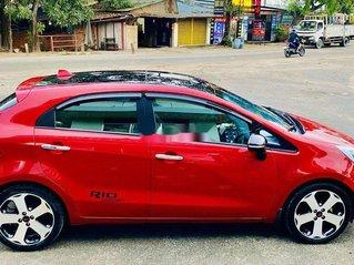 Xe Kia Rio đời 2012, màu đỏ, xe nhập chính chủ, 358tr