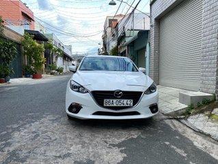 Bán xe Mazda 3 sản xuất 2016, màu trắng, xe nhập