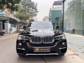Cần bán xe BMW X4 sản xuất năm 2014, màu nâu, xe nhập