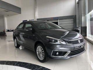 Suzuki Ciaz 2021 giá tốt nhất miền Nam - ưu đãi tiền mặt 35tr - Hỗ trợ giảm 50% thuế trước bạ