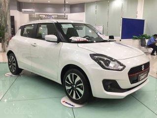 Suzuki Swift 2021 giá tốt nhất miền Nam - ưu đãi tiền mặt 25tr - Tặng BHVC - Hỗ trợ trả góp 80% lãi suất ưu đãi