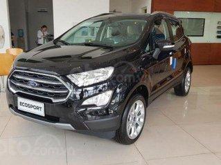 Ford Ecosport 2020 mới 100%, giảm tiền mặt tặng phụ kiện xe, đủ tất cả các màu nhập khẩu nguyên chiếc