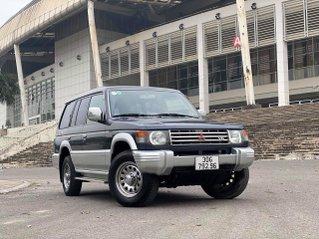 Mitsubishi Pajero V33 bản đặc biệt GLX đời 1999 xe đẹp không lỗi nhỏ, giá 185 triệu