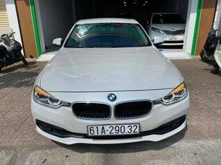 Bán BMW 3 Series năm sản xuất 2016, màu bạc, giá tốt
