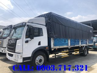 Bán xe tải Faw 8T7 thùng dài 8m3 động cơ Weichai mạnh 165HP mã lực giá tốt